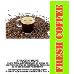 Fresh Coffee - ECL Blend 30ml.