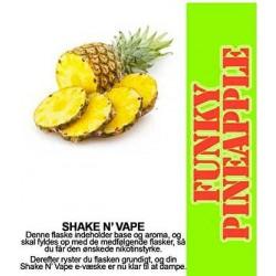 E-væske Funky Pineapple - ECL Blend 30ml. eclshop.dk