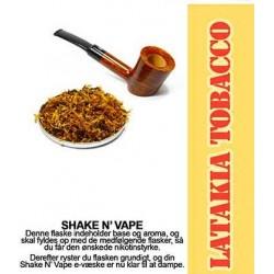 E-væske Latakia Tobacco - ECL Blend 30ml. eclshop.dk