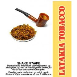 ECL Premium Selected Latakia Tobacco - ECL Blend 30ml. eclshop.dk
