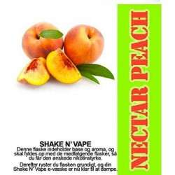 E-væske Nectar Peach - ECL Blend 30ml. eclshop.dk