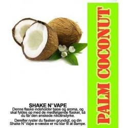 E-væske Palm Coconut - ECL Blend 30ml. eclshop.dk