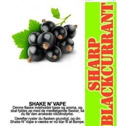 Sharp Blackcurrant - ECL Blend 30ml.