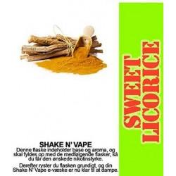 Sweet Licorice - ECL Blend 30ml.