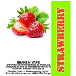 Wild Strawberry  - ECL Blend 30ml.