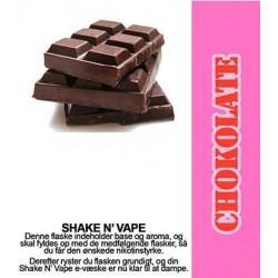 E-væske Chocolate - ECL Blend 30ml. eclshop.dk