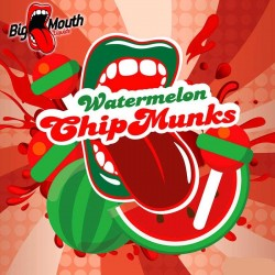 Big Mouth CLASSICAL - Watermelon Chip Munks - Big Mouth eclshop.dk