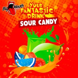 Your Fantastic Drink - Sour Candy - Big Mouth 60ml.