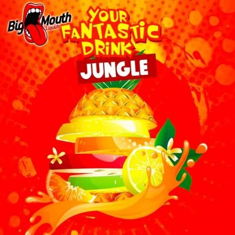 Big Mouth Your Fantastic Drink - Jungle - Big Mouth 60ml. eclshop.dk