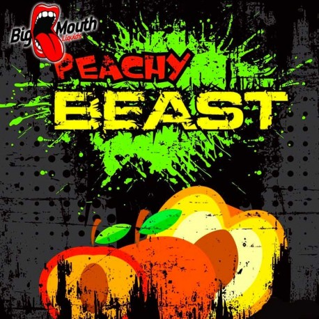 Big Mouth BEAST Range - Peachy Beast - Big Mouth 60ml. eclshop.dk