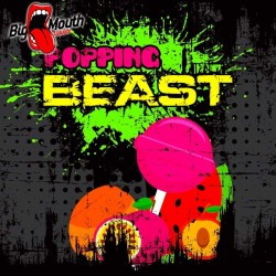 Big Mouth BEAST Range - Popping Beast - Big Mouth 60ml. eclshop.dk