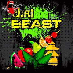 Big Mouth BEAST Range - Thai Beast - Big Mouth 60ml. eclshop.dk