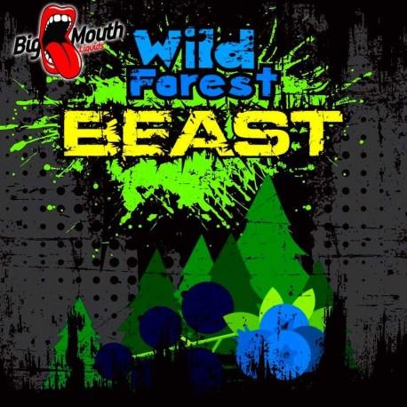 Big Mouth BEAST Range - Wild Forest Beast - Big Mouth 60ml. eclshop.dk