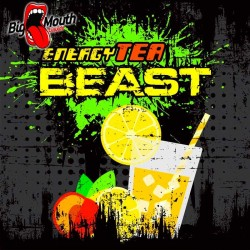 Big Mouth BEAST Range - Energy Tea Beast - Big Mouth 60ml. eclshop.dk