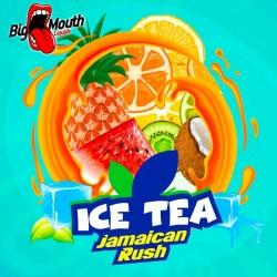 E-væske Ice Tea - Jamaican Rush - Big Mouth 60ml. eclshop.dk