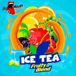 Big Mouth Ice Tea - Fruity Blend - Big Mouth 60ml. eclshop.dk