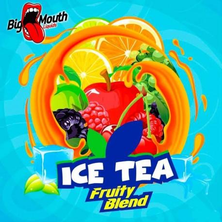 E-væske Ice Tea - Fruity Blend - Big Mouth 60ml. eclshop.dk