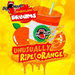 Big Mouth Sparkling Dreams - Unusually Ripe Orange - Big Mouth 60ml. eclshop.dk