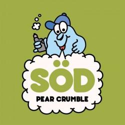 E-væske Pear Crumble 60ml. - by SÖD eclshop.dk