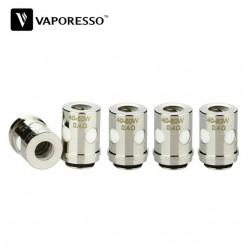 Coils Vaporesso EUC coil til Estoc 0,4ohm, 5pak. eclshop.dk