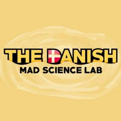 The Danish Custard - Mad Science Lab Aroma - 10ml.