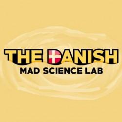 AROMA The Danish Custard - Mad Science Lab Aroma - 10ml. eclshop.dk