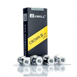 Uwell Crown V3 Mini Coils, 4 stk