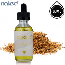 Naked 100 - Tobacco(Euro Gold) - 60ml.