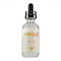 Naked 100 Naked 100 - All Melon - 60ml. eclshop.dk