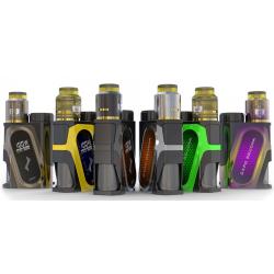 Ijoy CAPO Squonk MOD kit, inkl 20700 batteri