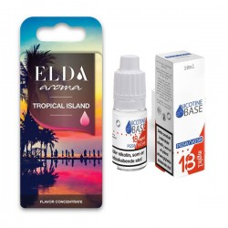 ELDA - Tropical Island 11ml. kit