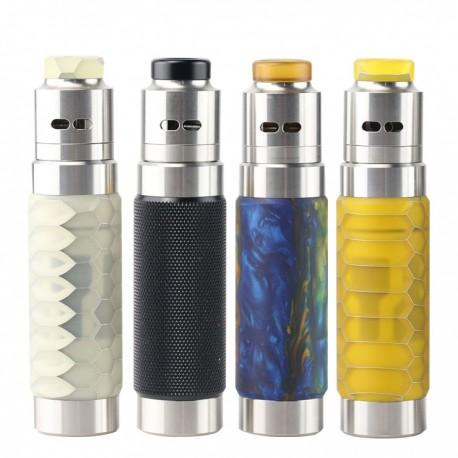 E-cigaretter Reuleaux RX Machina MECH MOD eclshop.dk