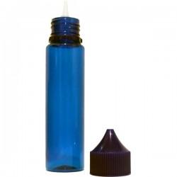 Tilbehør & DiY 60ml. frost blå Gorilla Unicorn flaske eclshop.dk