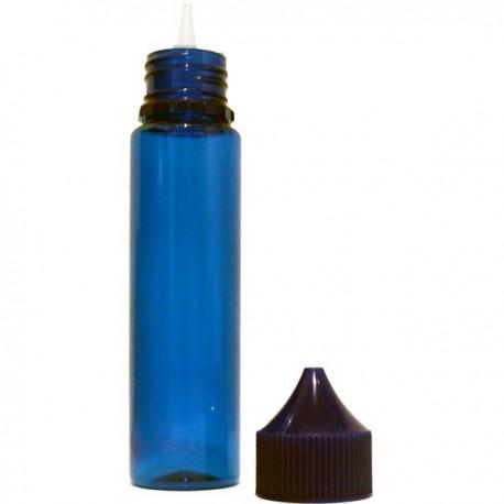 Flasker, Sprøjter & Pipetter 60ml. frost blå Gorilla Unicorn flaske eclshop.dk