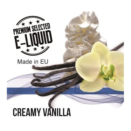 Aroma & Baser Creamy Vanilla Aroma - ECL eclshop.dk