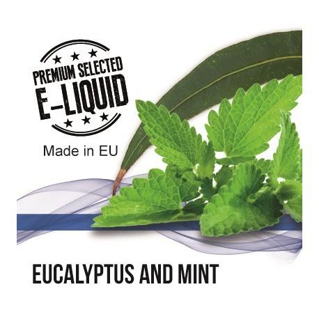 ECL Premium Blends Eucalyptus og Mint Aroma - ECL eclshop.dk