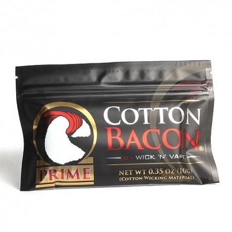 Tilbehør & DiY Cotton Bacon Prime by Wick n Vape eclshop.dk