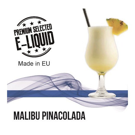 ECL Premium Blends Malibu Pinacolada Aroma - ECL eclshop.dk