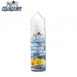 Crafted & Mr. Frosty Frozen Mango Orange By Mr. Frosty, 60ml eclshop.dk
