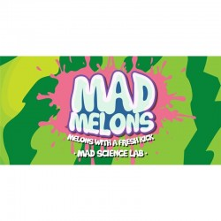 BLÄST & Mad Science Lab (MSL) Mad Melons - Mad Science Lab Aroma - 10ml. eclshop.dk