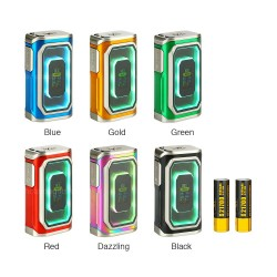 MODS Joyetech ESPION Infinite 230W 8000mAh - 2x21700 batterier eclshop.dk