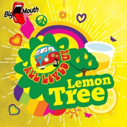 Big Mouth All Loved Up - Lemon Tree - Big Mouth eclshop.dk
