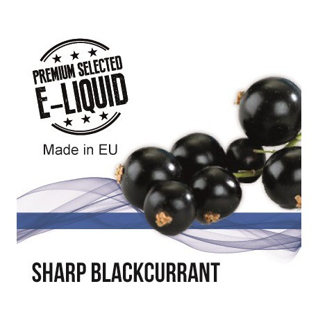 ECL Premium Blends Sharp Blackcurrant Aroma - ECL eclshop.dk