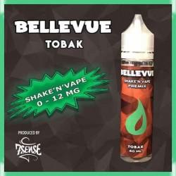 SMASH, Zombie, WOW, Gold & Bellevue by 7Sense Bellevue Tobak 60ml. - 7Sense eclshop.dk