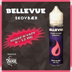 SMASH, Zombie, WOW, Gold & Bellevue by 7Sense Bellevue Skovbær 60ml. - 7Sense eclshop.dk