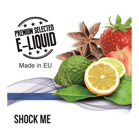 ECL Luksus Blends Shock Me Aroma - ECL eclshop.dk