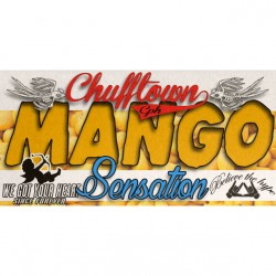 Ohmen, SÖD & Chuff Town Chuff Town CPH Aroma - Mango Sensation - 10ml. eclshop.dk