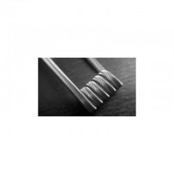 Framed Staple Alien Coil Sæt, N80 - 0.1oHm By Coilology