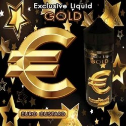 SMASH, Zombie, WOW, Gold & Bellevue by 7Sense Gold - Euro Custard 120ml. - 7Sense eclshop.dk