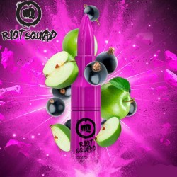 Riot Squad, Front Line & Jungle Juice Grapple & Slapcurrant By Riot Squad - 60ml. eclshop.dk
